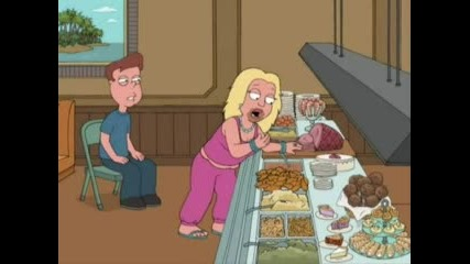Family Guy-Britney Spears dietitian