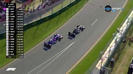 Сериозната конкуренция в средата на класирането във Формула 1