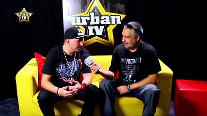 Releto пред камерите на Urbantv (hd Video)