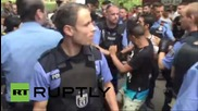 Germany: Scuffles break out after gov. worker allegedly attacks a refugee