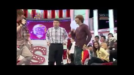 100626 St@r King Beast Cut Hyunseung Doojoon 0