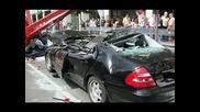 Инциденти със скъпи коли