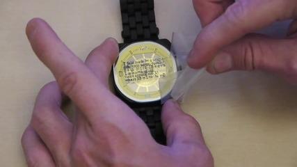 Как да преписваме с помощта на часовник