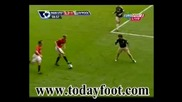Football Watch Match Highlights and goals of Premier League Manchester United 2 - 1 Liverpool (13h30
