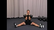 05 - Overhead Pressing - 11 - Double Seated Press