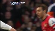Арсенал - Фулъм 2:0