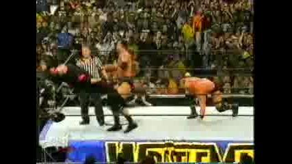 Wrestlemania X17 - The Rock Vs Stone Cold