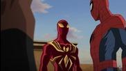 Ultimate Spider-man: Web-warriors - 3x05 - The Next Iron Spider
