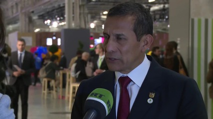 France: More than 140 national leaders stand in solidarity with France - Peru's Humala