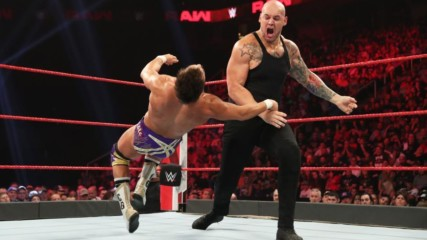 Chad Gable vs. Baron Corbin – King of the Ring Finals: Raw, September 17, 2019