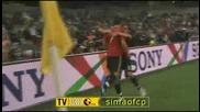 17.06.09 Испания 1:0 Ирак Давид Вия Гол