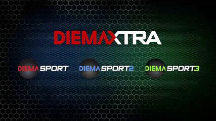 Повече спорт с новия канал DIEMA SPORT 3 - гледайте от 1 юли