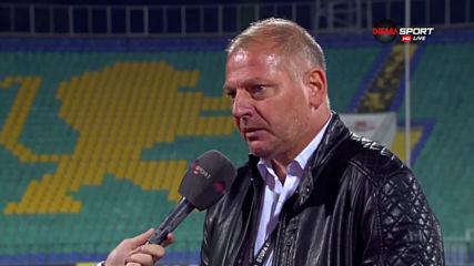 Петко Петков: И за победа с 5:0 се присъждат три точки