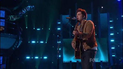 Lee Dewyze - Everybody Hurts (american Idol 9 - Top 2 - Simon Fullers choice)