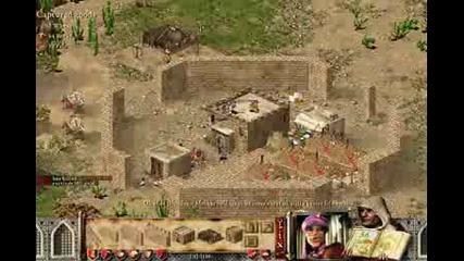 Stronghold Crusader - Мисия 1