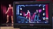 Франческа и Диего танцуват на Voy por ti
