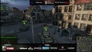 Game Ninja: Wot 3vs3 Hellboars vs Ghost Division