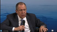Germany: 'You shouldn't demonise Assad' – Lavrov addresses humanitarian situation in Syria