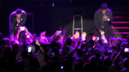 Boyz Ii Men на живо в София 12.12.2014 - I'll Make Love To You