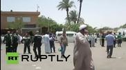 Egypt: Deadly blast rips through Luxor temple tourist site