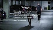 Умният начин жена да се спаси от изнасилвач с помощта на мобилния си телефон