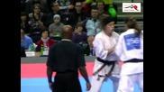 European Kyokushin Championship 2011-rita Pivori