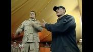 John Cena Battle Rap In Baghdad 2003