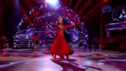 Brian Conley and Amy Dowden Tango to Temptation by Heaven 17