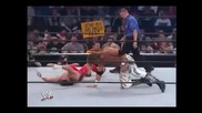 Еди Гереро срещу Острието - Лятно Тръшване 2002