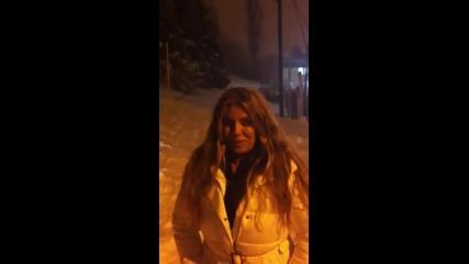 Indira Radic - Pozdrav za fanove - (Beograd 2012)