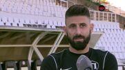 Димитър Илиев: Не ме притесняват слабите мачове, ясно беше, че ще има спад