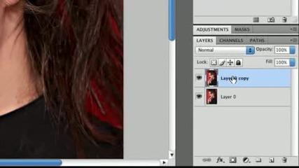 Photoshop уроци! Подобрете Вашите снимки! (hd)