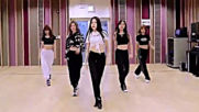 Girl Mirrored Kpop Random Dance