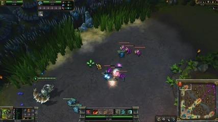 League of Legends - Renekton Champion Spotlight