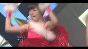 Orange Caramel - Aing ~ Inkigayo (26.12.10)