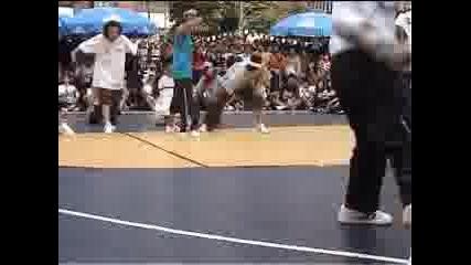 Adidas Break Dance 2002