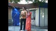 Емил Димитров оживя в първата тротоарна промоция в България