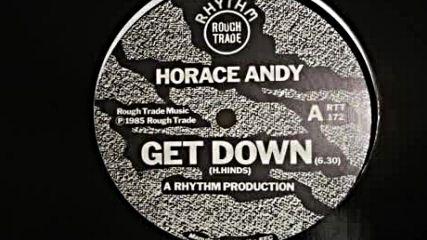 Horace Andy-- Get Down 12 ``version (reggae 1985)