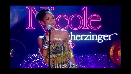 Nicole Scherzinger - Right There [live]