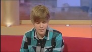 Justin Bieber Interview 2010