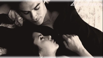 Damon and Elena - Light a fire``