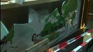 Germany: Hundreds of masked hooligans riot in Leipzig on LEGIDA anniversary