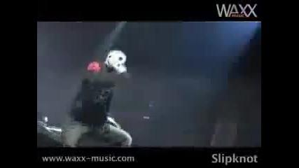 Slipknot - The Blister Exist - Live in Paris 2008