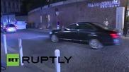 Лавров напусна Пале Кобург след късна среща на П5 в Австрия
