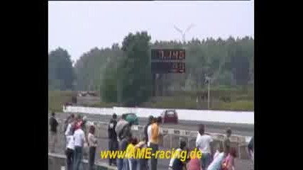 Golf 2 Turbo 10.851 Sec.