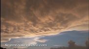 Странни облаци в Сарасота, Флорида 1.9.2014