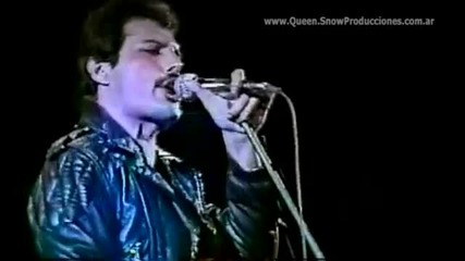 Queen - Let Me Entertain You ( Live in Argentina )