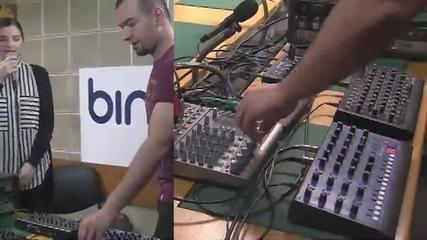 Kink live analog dub session for Dub Laborant radioshow 2013.02.25 @radiobinar