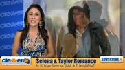 Taylor Lautner and Selena Gomez Romance Is It True Love