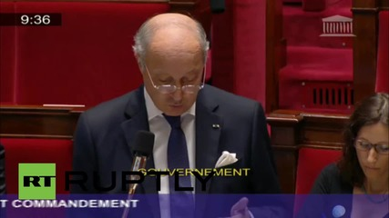 France: FM Fabius says Russia will be reimbursed for cancelled Mistral warships